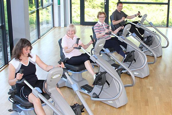 Einsatz in der Kardiologie und Fitness