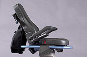 T5xr verstellbarer Sitz
